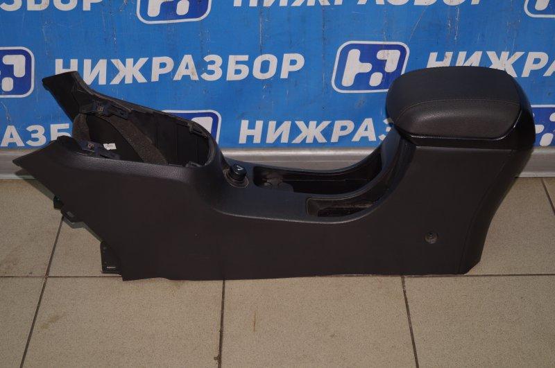 Подлокотник Chevrolet Cruze J300 1.6 (F16D3) ` 2012 (б/у)