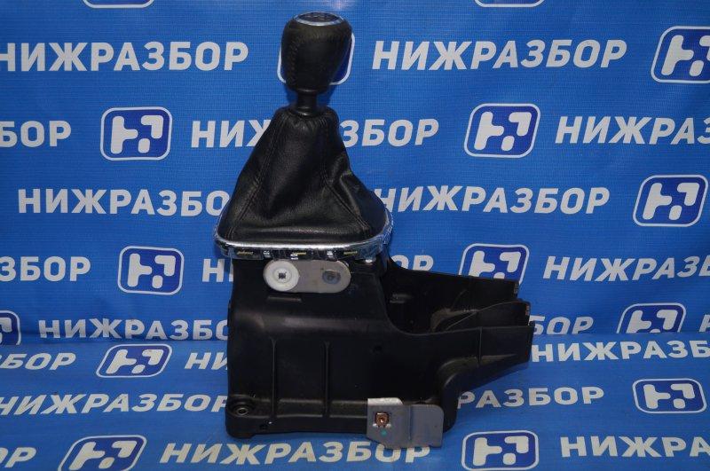 Кулиса мкпп Chevrolet Cruze J300 1.6 (F16D3) ` 2012 (б/у)
