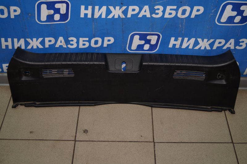Обшивка багажника Chevrolet Cruze J300 1.6 (F16D3) ` 2012 (б/у)