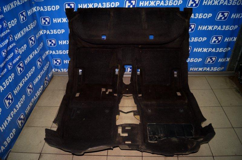 Покрытие напольное (ковролин) Chevrolet Cruze J300 1.6 (F16D3) ` 2012 (б/у)