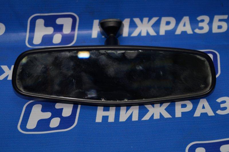 Зеркало салонное Chevrolet Cruze J300 1.6 (F16D3) ` 2012 (б/у)