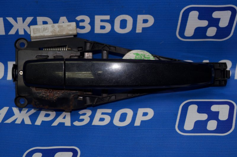 Ручка двери наружная Chevrolet Cruze J300 1.6 (F16D3) ` 2012 задняя правая (б/у)