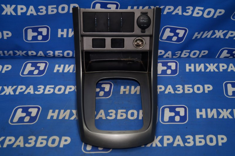 Консоль Geely Emgrand EC7 1.8 (JL4G18) CAND02184 2013 (б/у)