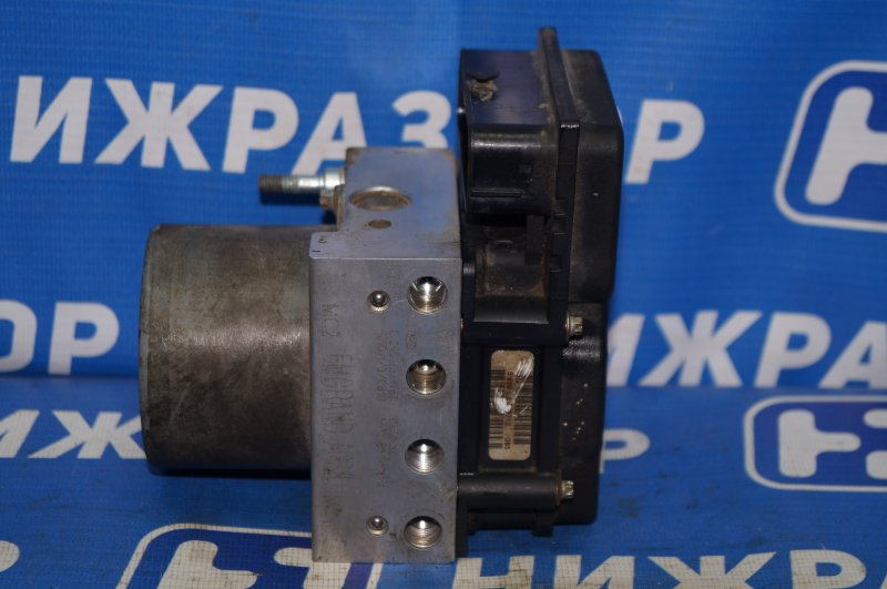 Блок abs (насос) Geely Emgrand EC7 1.8 (JL4G18) CAND02184 2013 (б/у)