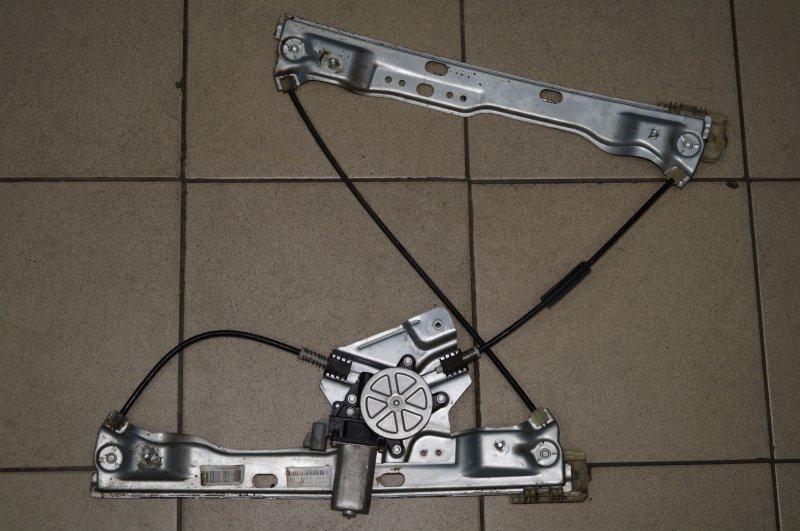 Стеклоподъемник эл. Geely Emgrand EC7 1.8 (JL4G18) CAND02184 2013 передний левый (б/у)