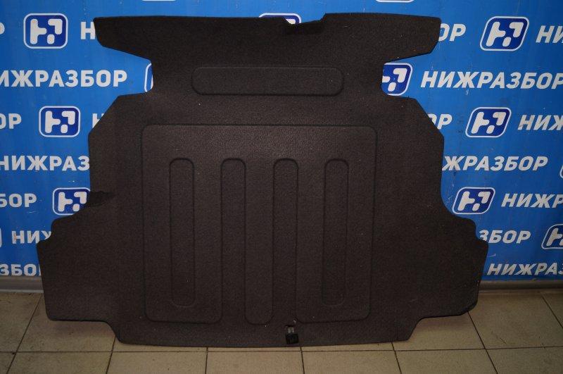 Пол багажника Geely Emgrand EC7 1.8 (JL4G18) CAND02184 2013 (б/у)
