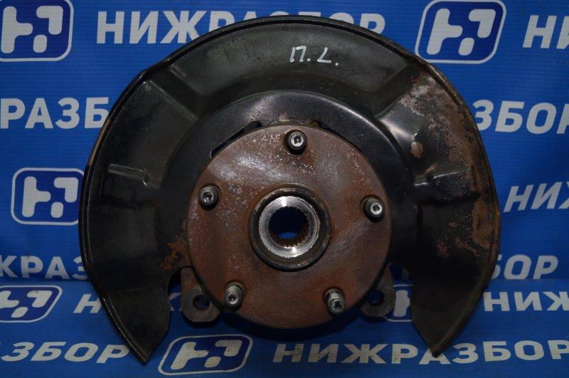 Кулак поворотный Geely Emgrand EC7 1.8 (JL4G18) CAND02184 2013 передний левый (б/у)