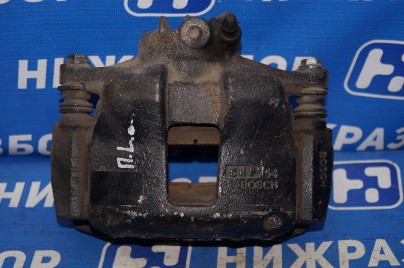 Суппорт Geely Emgrand EC7 1.8 (JL4G18) CAND02184 2013 передний левый (б/у)