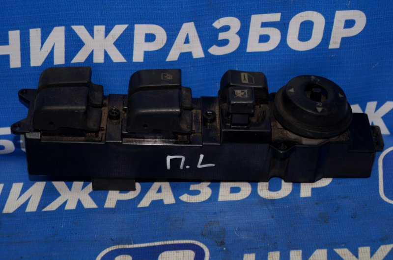 Блок управления стеклоподъемниками Geely Emgrand EC7 1.8 (JL4G18) CAND02184 2013 (б/у)