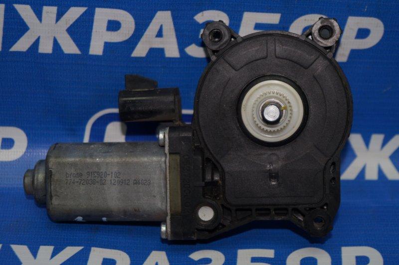 Моторчик стеклоподъемника Geely Emgrand EC7 1.8 (JL4G18) CAND02184 2013 задний левый (б/у)