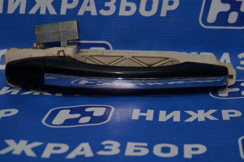Ручка двери наружная Geely Emgrand EC7 1.8 (JL4G18) CAND02184 2013 задняя правая (б/у)