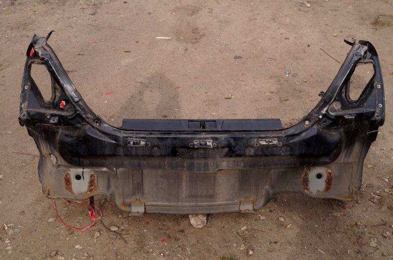 Панель кузова Geely Emgrand EC7 1.8 (JL4G18) CAND02184 2013 задний (б/у)