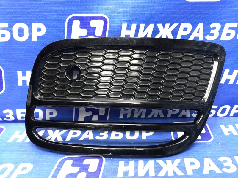 Рамка противотуманой фары Kia Ceed 2 задняя левая (б/у)