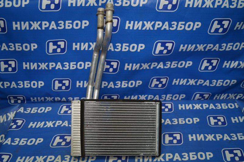 Радиатор отопителя Chevrolet Cruze J300 1.6 (F16D3) ` 2012 (б/у)