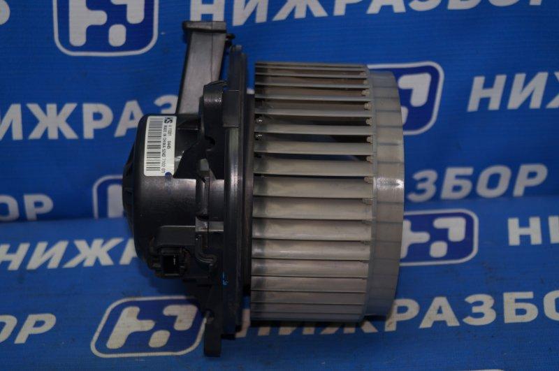 Моторчик печки Chevrolet Cruze J300 1.6 (F16D3) ` 2012 (б/у)