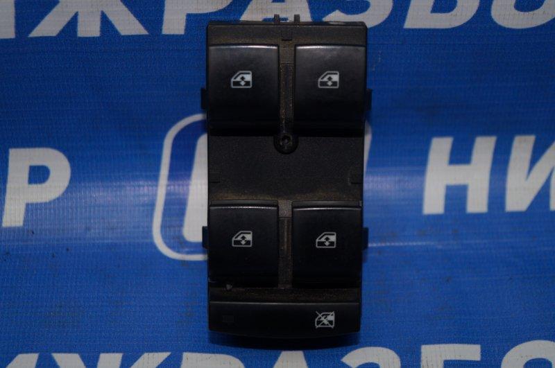 Блок управления стеклоподъемниками Chevrolet Cruze J300 1.6 (F16D3) ` 2012 (б/у)