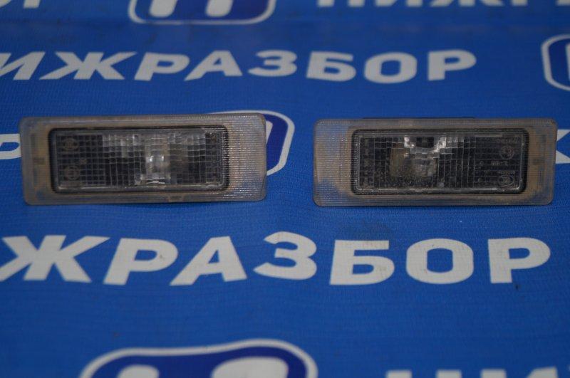 Фонарь подсветки номера Chevrolet Cruze J300 1.6 (F16D3) ` 2012 (б/у)