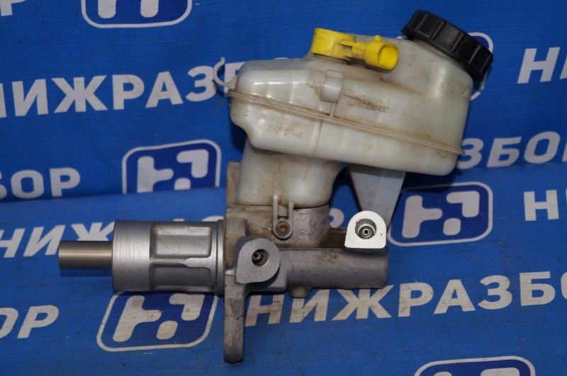 Цилиндр тормозной главный Chevrolet Cruze J300 1.6 (F16D3) ` 2012 (б/у)