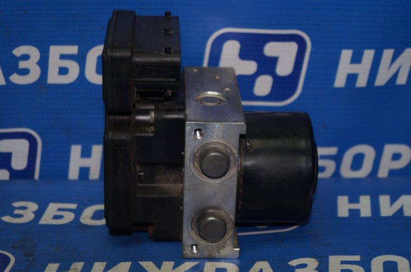 Блок abs (насос) Chevrolet Cruze J300 1.6 (F16D3) ` 2012 (б/у)