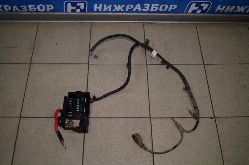 Клемма аккумулятора Chevrolet Cruze J300 1.6 (F16D3) ` 2012 (б/у)