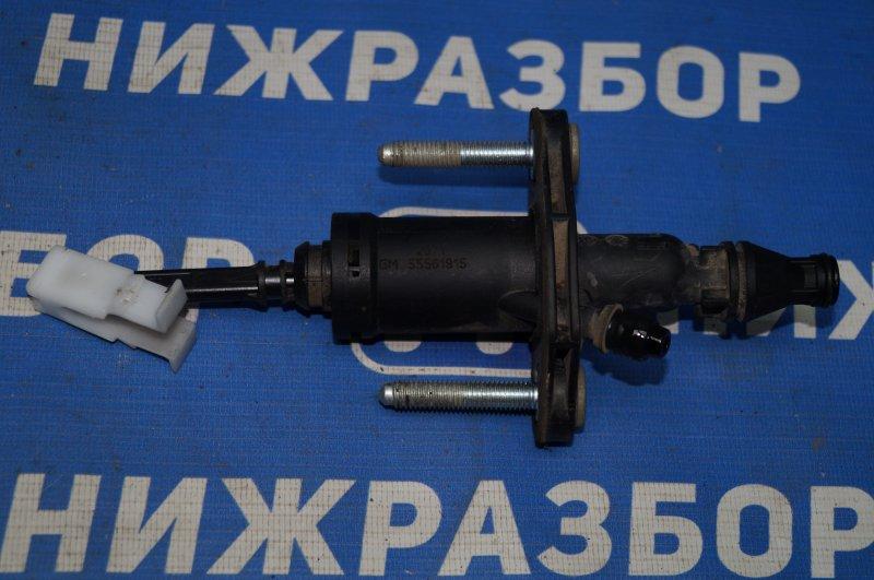 Цилиндр сцепления главный Chevrolet Cruze J300 1.6 (F16D3) ` 2012 (б/у)