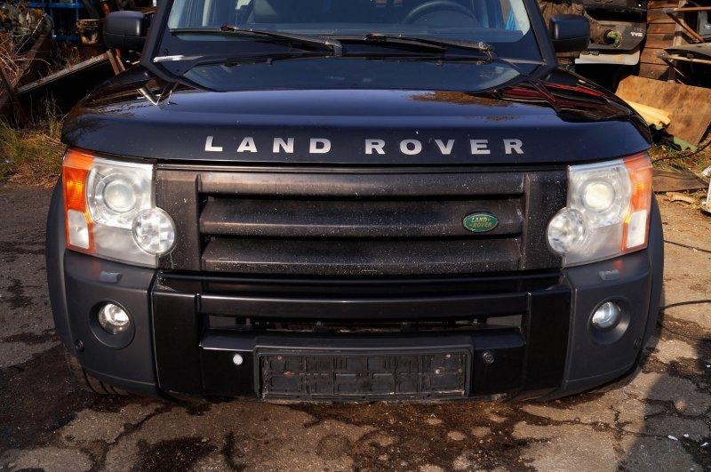 Ноускат, передний срез Land Rover Discovery 3 L319 2.7 TDI (276DT) 2008 (б/у)