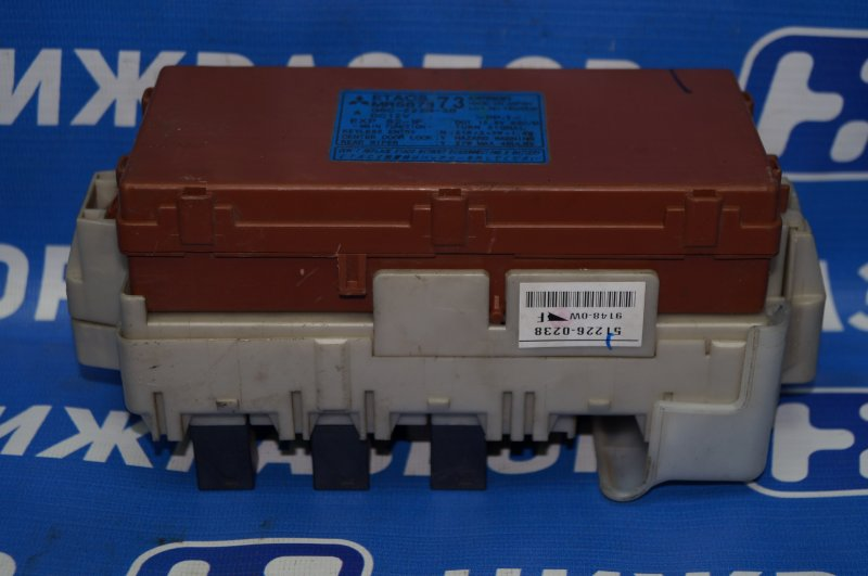 Блок предохранителей Mitsubishi Lancer 9 CS/CLASSIC 1.3 (4G13) 2006 (б/у)