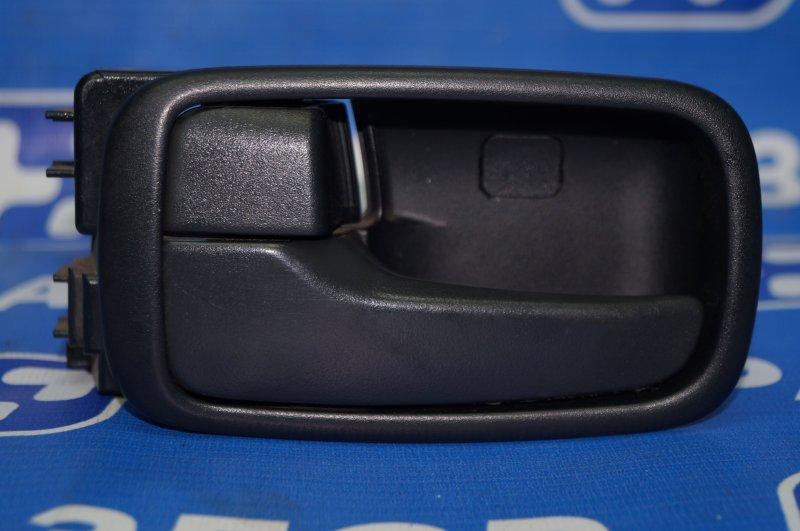 Ручка двери внутренняя Mitsubishi Lancer 9 CS/CLASSIC 1.3 (4G13) 2006 передняя левая (б/у)
