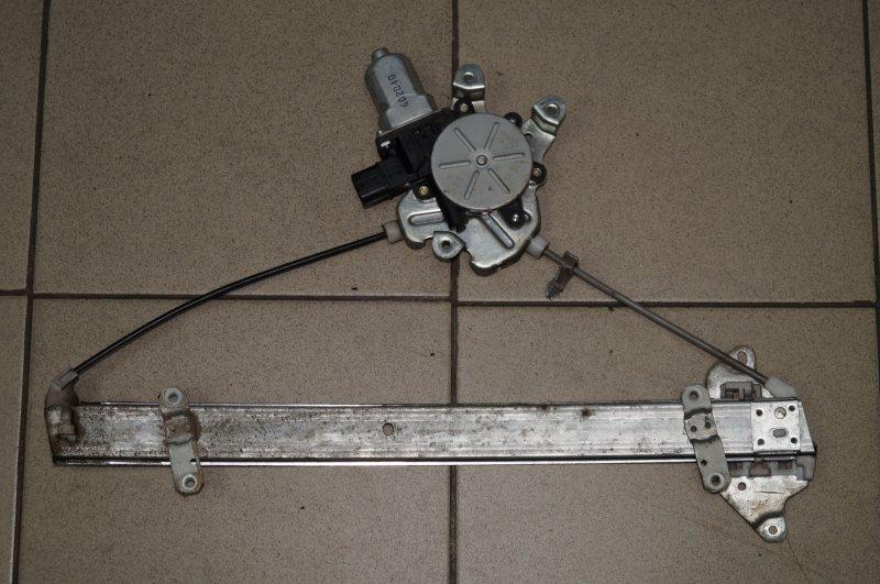 Стеклоподъемник эл. Mitsubishi Lancer 9 CS/CLASSIC 1.3 (4G13) 2006 передний правый (б/у)