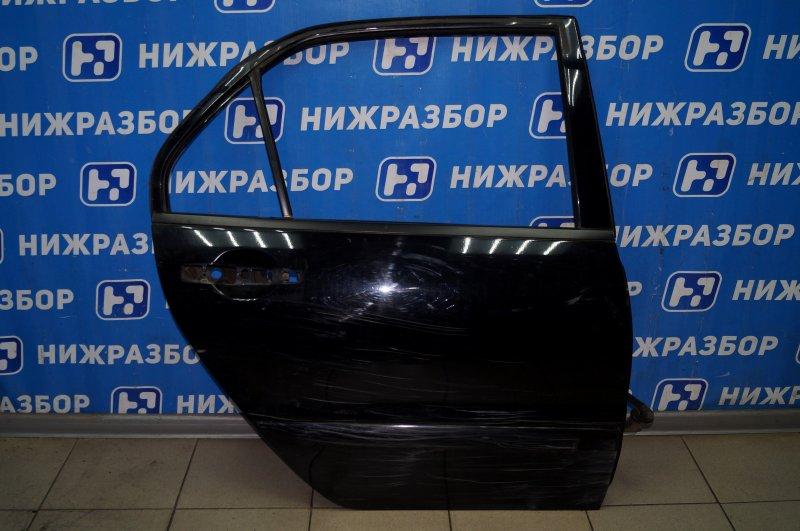 Дверь Mitsubishi Lancer 9 CS/CLASSIC 1.3 (4G13) 2006 задняя правая (б/у)