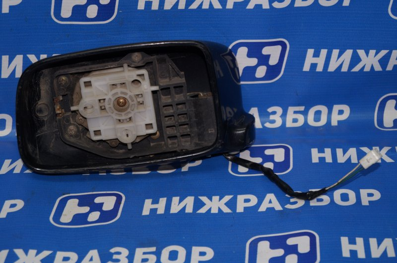 Зеркало электрическое Mitsubishi Lancer 9 CS/CLASSIC 1.3 (4G13) 2006 левое (б/у)