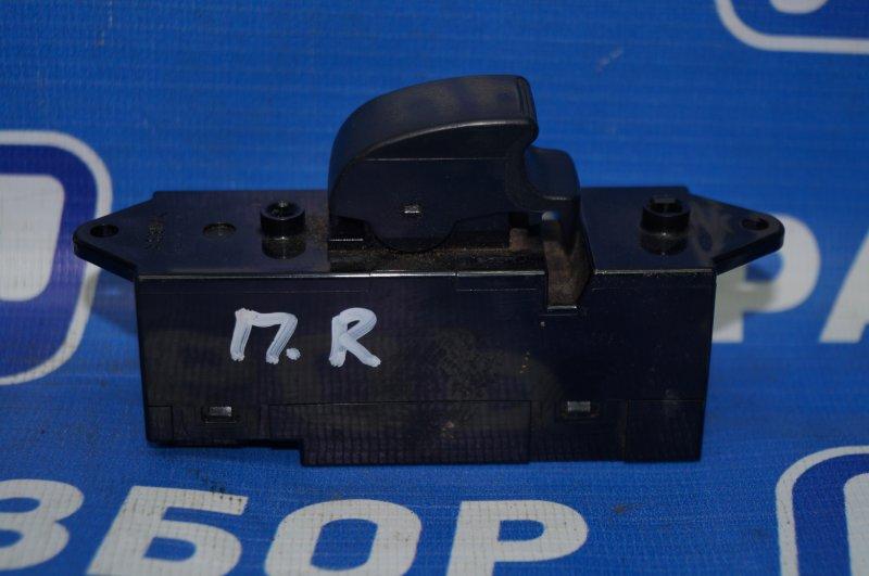 Кнопка стеклоподъемника Mitsubishi Lancer 9 CS/CLASSIC 1.3 (4G13) 2006 передняя правая (б/у)