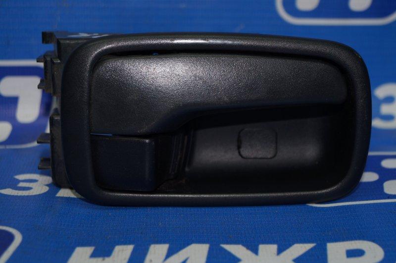 Ручка двери внутренняя Mitsubishi Lancer 9 CS/CLASSIC 1.3 (4G13) 2006 задняя правая (б/у)