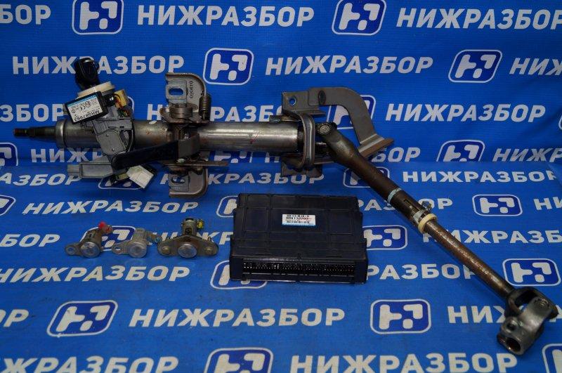 Замок зажигания (комплект) Mitsubishi Lancer 9 CS/CLASSIC 1.3 (4G13) 2006 (б/у)