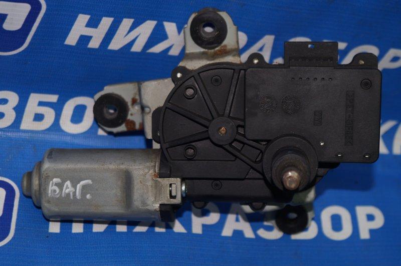 Моторчик стеклоочистителя Chevrolet Captiva C100 3.2 10HMC 2008 задний (б/у)