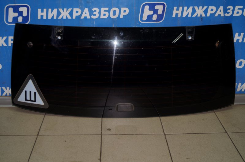 Стекло двери багажника Chevrolet Captiva C100 3.2 10HMC 2008 (б/у)