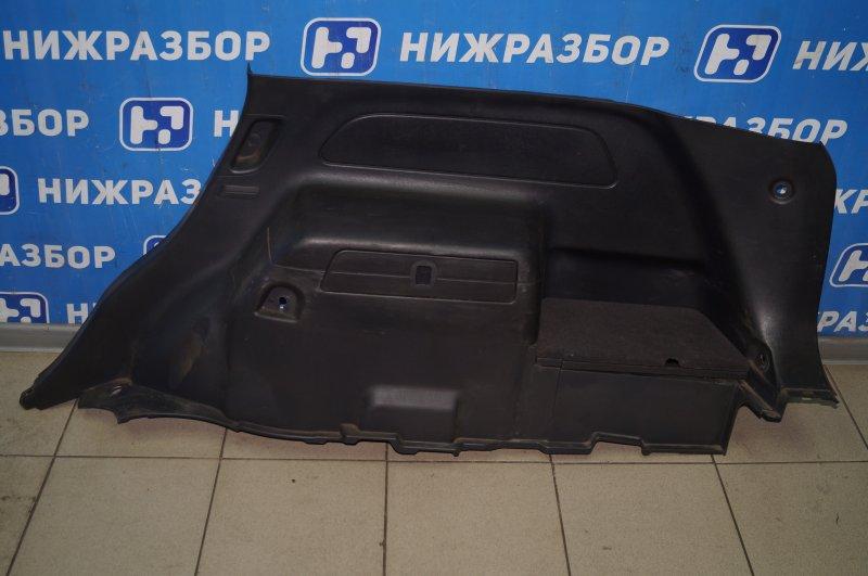Обшивка багажника Chevrolet Captiva C100 3.2 10HMC 2008 задняя правая (б/у)