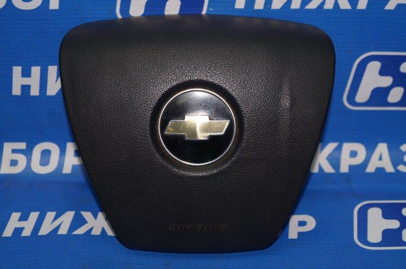 Подушка безопасности в руль Chevrolet Captiva C100 3.2 10HMC 2008 (б/у)