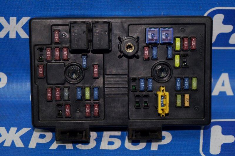 Блок предохранителей Chevrolet Captiva C100 3.2 10HMC 2008 (б/у)