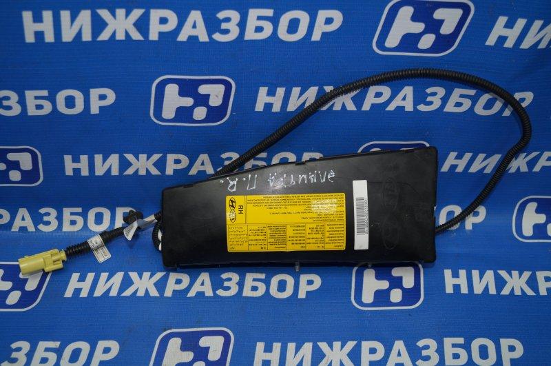 Подушка безопасности в сиденье Hyundai Elantra HD 1.6 (G4FC) 2009 передняя правая (б/у)