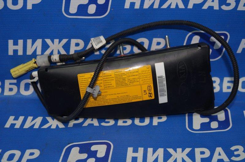 Подушка безопасности в сиденье Hyundai Elantra HD 1.6 (G4FC) 2009 передняя левая (б/у)