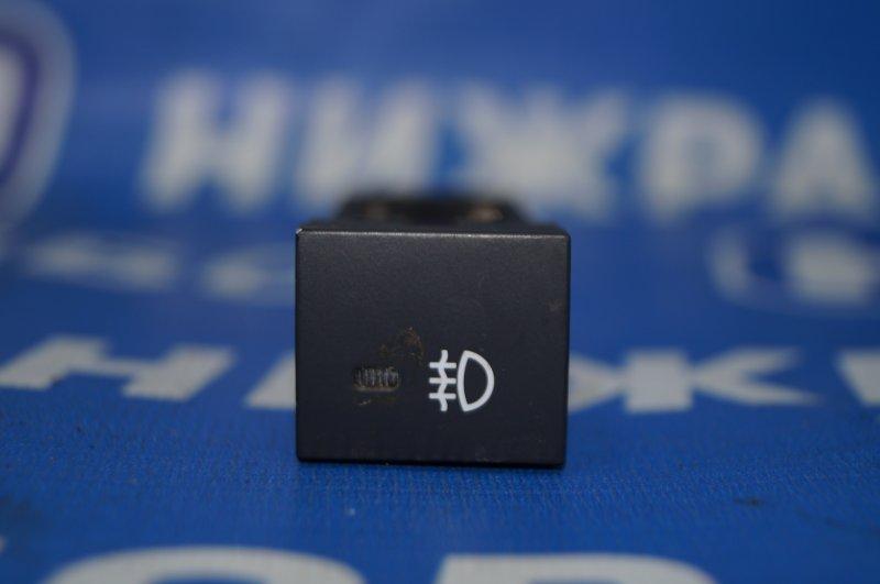 Кнопка противотуманки Hyundai Elantra HD 1.6 (G4FC) 2009 задняя (б/у)