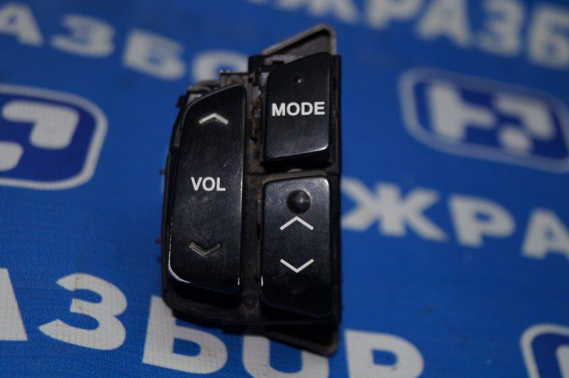 Кнопка многофункциональная Hyundai Elantra HD 1.6 (G4FC) 2009 левая (б/у)
