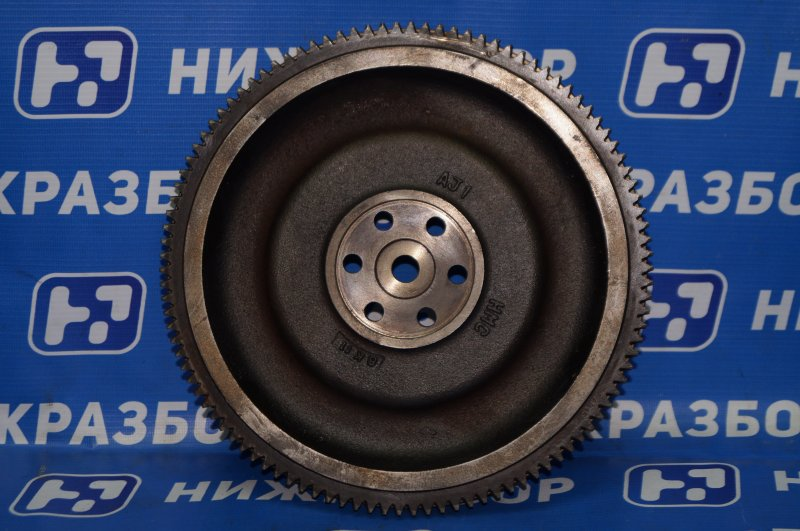 Маховик Hyundai Elantra HD 1.6 (G4FC) 2009 (б/у)