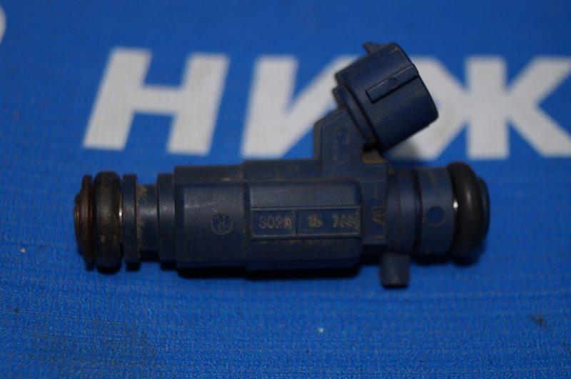 Форсунка Hyundai Elantra HD 1.6 (G4FC) 2009 (б/у)