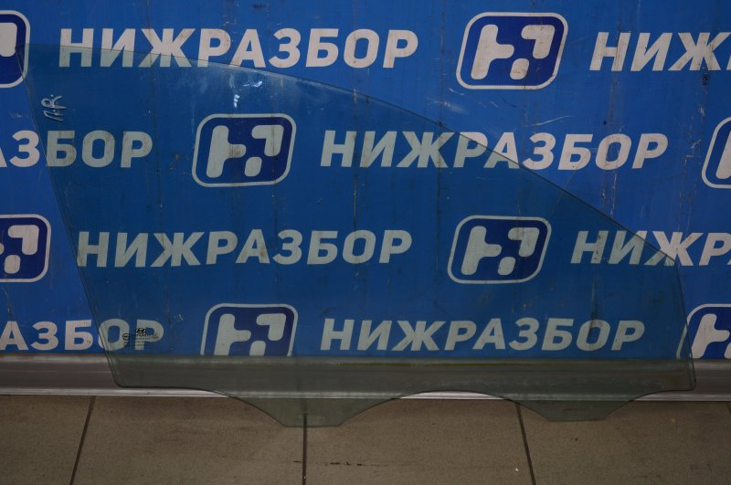 Стекло двери Hyundai Elantra HD 1.6 (G4FC) 2009 переднее правое (б/у)