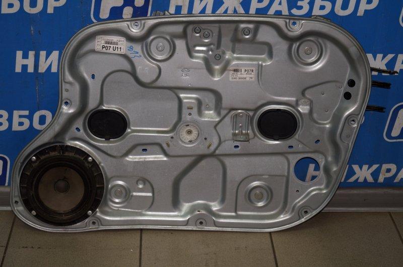 Стеклоподъемник эл. Hyundai Elantra HD 1.6 (G4FC) 2009 передний правый (б/у)