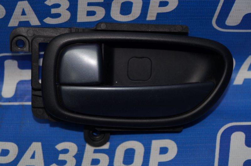 Ручка двери внутренняя Hyundai Elantra HD 1.6 (G4FC) 2009 задняя левая (б/у)