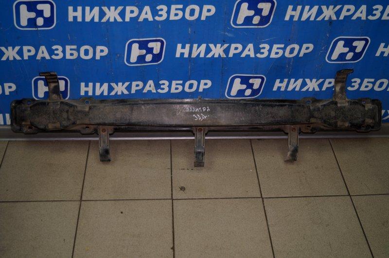 Усилитель бампера Hyundai Elantra HD 1.6 (G4FC) 2009 задний (б/у)
