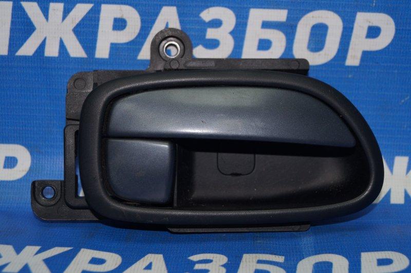 Ручка двери внутренняя Hyundai Elantra HD 1.6 (G4FC) 2009 задняя правая (б/у)